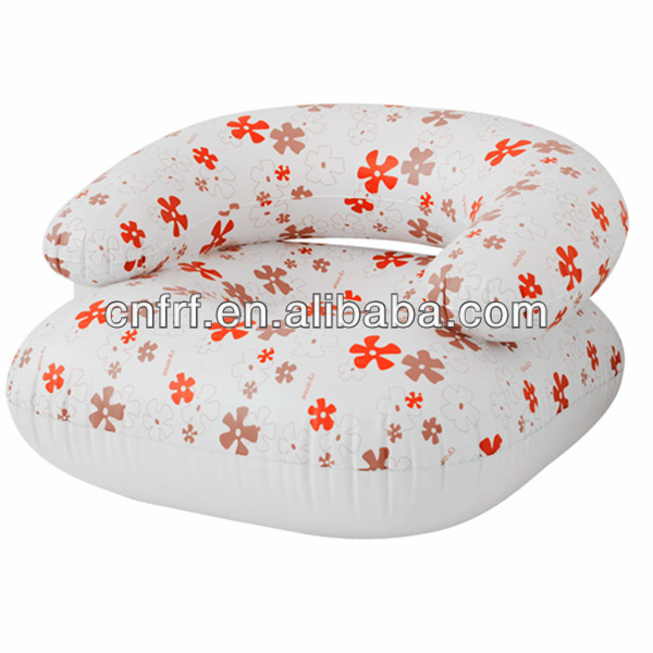 child lovely inflatable seat baby chair