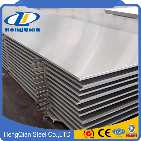 manufacturer top quality grade 304 plate stainless steel price m2