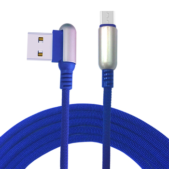 Genuine fast charging 3m magnetic data cable, factory price wholesale date sync charging cable Android mobile phone usb cable
