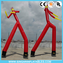 Cheap christmas air dancer,inflatable xman dancer