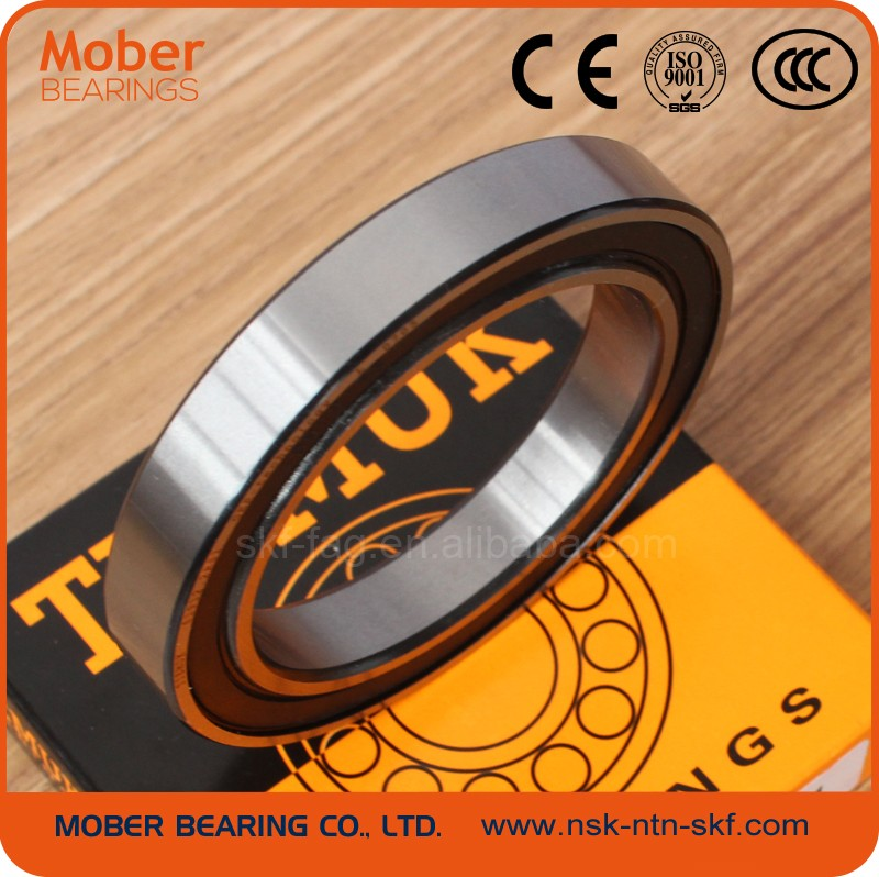 High quality thin section bearing TIEMUK Deep groove ball bearing 6909