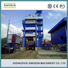 Asphalt machinery price lower quality good SINOSUN SAP40-320 stationary asphalt hot mix plant