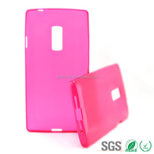 tpu recycling material mobile phone case for one plus two