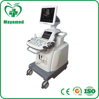 2015 hot sale medical equipment for Abdomen and Cardiac 3D 4D portable Ultrasound Machine color doppler for Pregnancy