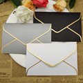 Customize high quality Non-toxic and durable high grade pearl paper envelopes