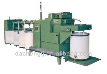 wool processing machine