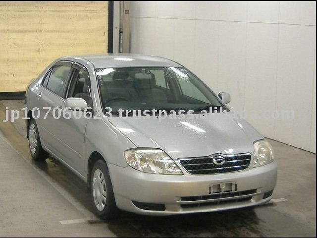 Used Toyota Corolla G Used Japanese cars, 2001model
