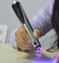 LED Light Curing Children's X5 Generation 3D Magnetic Ink Pen
