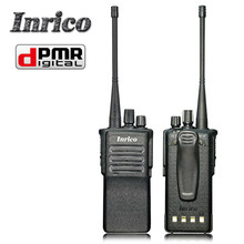 FDMA/ TDMA/ LED light digital vhf/uhf two way radio DP518
