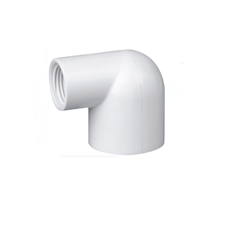 Raw Material 3 Way Pipe Accessories Specially Elbow