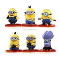 custom small Movie Cartoon Character Figures Toys Set