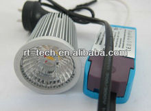 SAA CE ROHS 10w cob led downlight