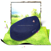 100% polyester material for making wholesale motorcycle seat cover