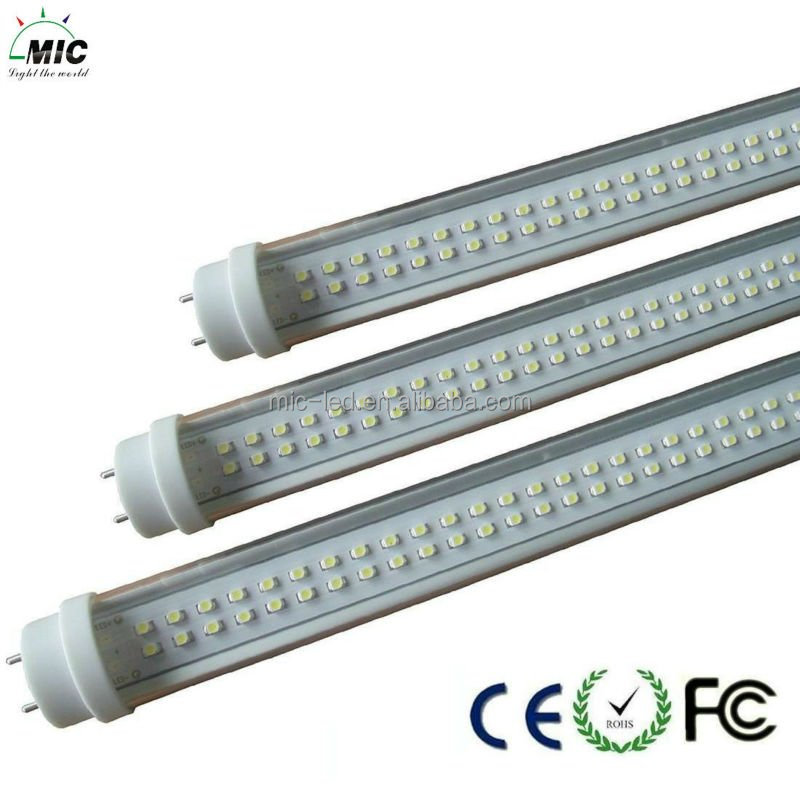 Wholesale factory price no flicker double ube8 6ft led light tube 8 china fitting