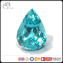Loose Gem Stone Beautiful Natural Oval Shape Natural Paraiba Blue Tourmaline