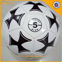 PVC soccer ball , 32panels pvc machine sewing football ,soccer ball for promotion