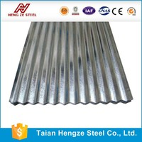 china dealer SGCC galvanized corrugated sheet in roof tiles