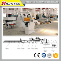T44K-1.5x1300 steel coil flying shear cut to length line