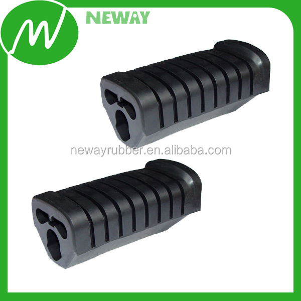 Custom Precision Footboard Rubber Motorcycle Spare Parts