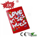 China wholesale custom sound greeting card,recorded sound module greeting card