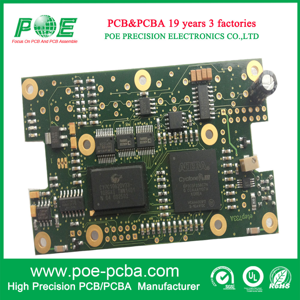 Electronics components Shenzhen PCB assembly factory