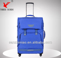 2014 new fashion 9002 scilent universal wheel aluminum trolley luggage for man and women 20#'24#28#