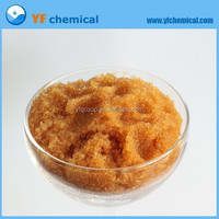 Ion exchang resin for water treatment cation anion exchange resin food grade resin