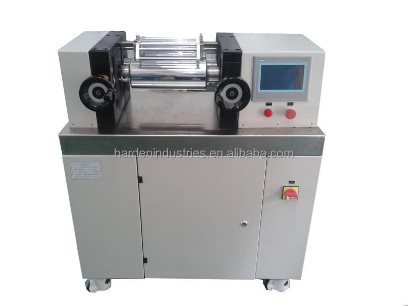 HTR-300 Lab Rubber Two Roll Mill