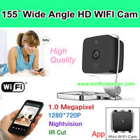 NEW folding home security night vision P2P wifi cameras