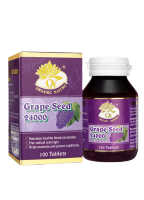 Organic Nature Grape Seed health supplements
