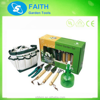 Cheap price kids garden tool set garden tool box