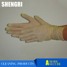 General Medical Supplies Yellow 100% Nature Disposable Latex Glove