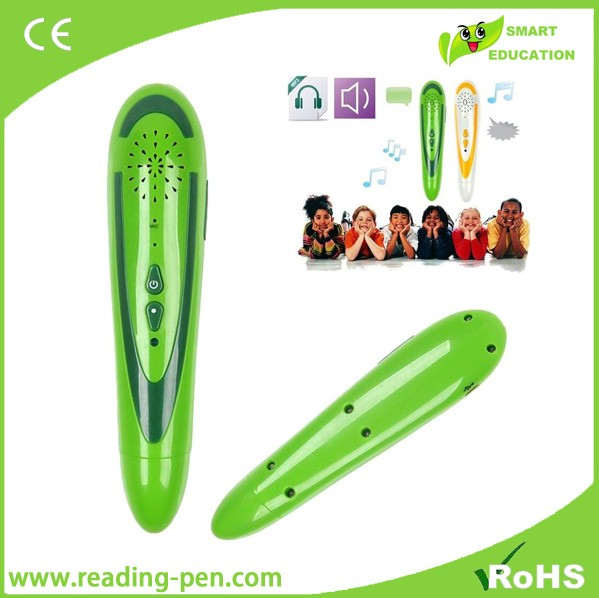 High quality oid point reading pen magic talking pen for kids SE002 with English books