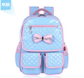 2017 New Design Student Teens Canvas student school bag backpack