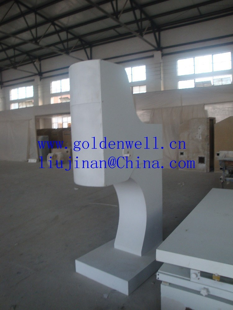 FRP/ GRP/ FIBERGLASS medical machinery casings