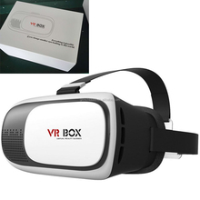 2016 new design glass 3D VR Box 3D VR Headset for Mobile Vr Glasses