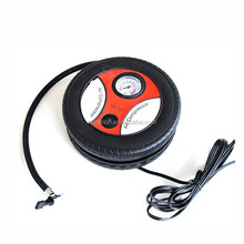 air compressor mini tyre inflator car use 12V portable tire inflator air compressor tyre inflator