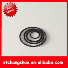 rubber parts o ring box with Good Quality 36pcs black taper plug 14g-00g double o-ring ear gauge stretching kit unique promotion