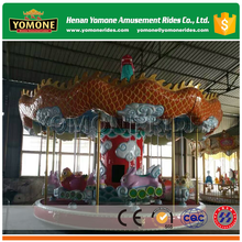 Chinese special antique type merry go round carousel for sale