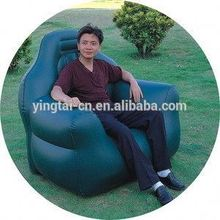 2017 Outdoor Inflatable Furniture Inflatable Sofa giant plastic inflatable chair