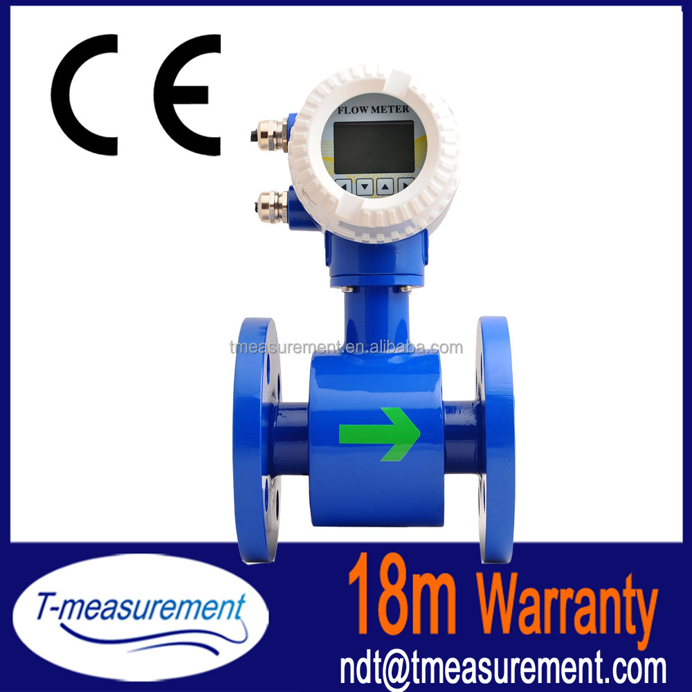 Price Electromagnetic Flow Meter In India Magnetic Flow Sensor Flowmeter Price