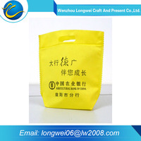 Promotional Foldable non woven fabrics shopping bag