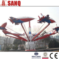 Best quality of control airplane rides for kids/control airplane kiddie rides used carnival