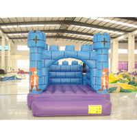 UL SGS EN14960 Kids Outdoor Game Inflatable bouncers, bounce house for sale