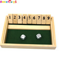 Funny party supplies wooden drinking board games set/Casual games,ludo game,good gift for boy and girl.
