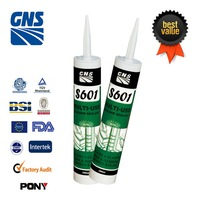 silicone sealant for aluminum gutters waterproof