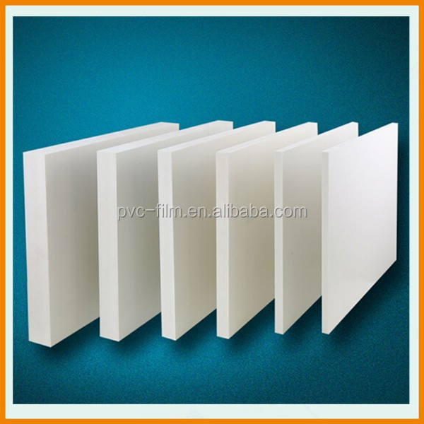 40mm thickness cheap price high density pvc foam board/ rigid foam board insulation/ pvc rigid foam board