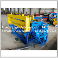 Automatic steel coil slitting cutter machine for industrial using