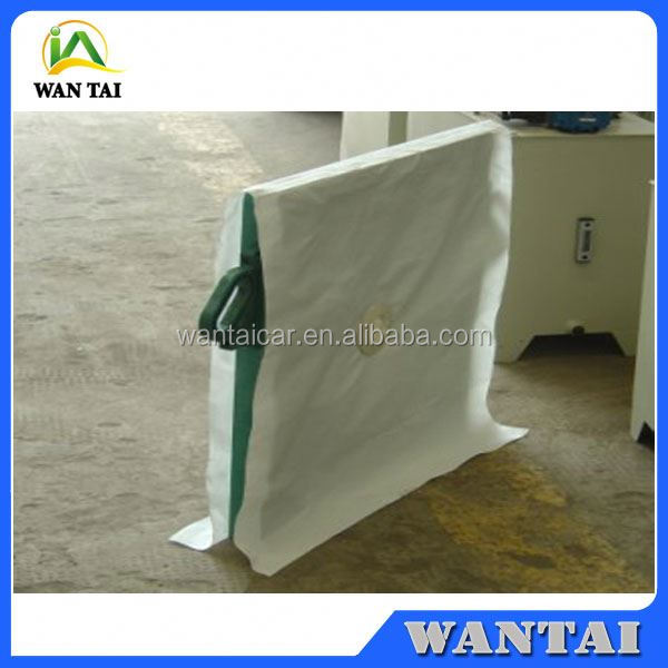 Water Oil Repellent dust collector filter bags offered by Manfre (china professional manufacturer)