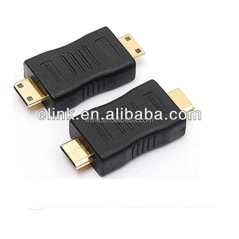 Mini HDMI male to HDMI male Adapter